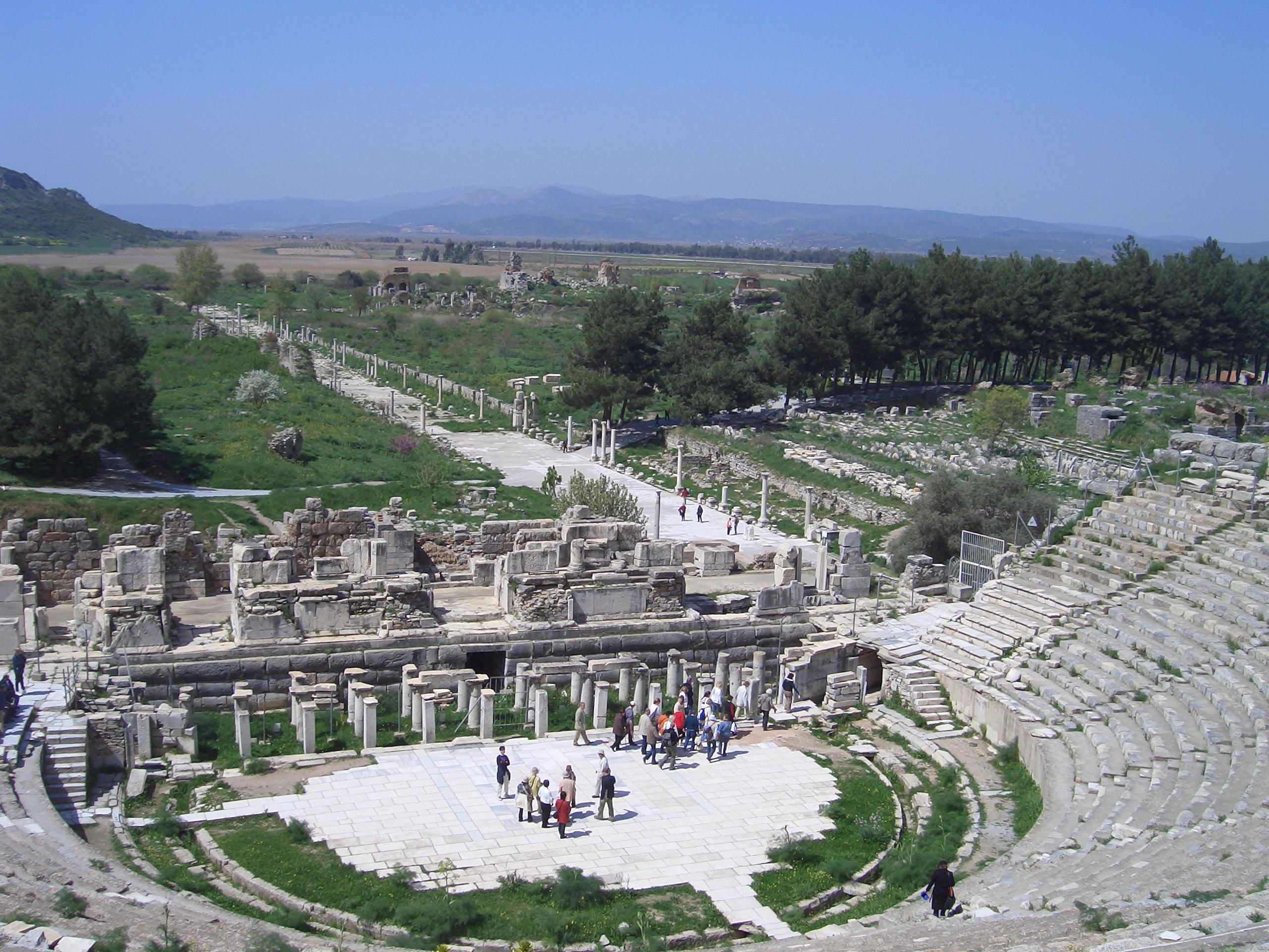 Efeze : topexcursie !