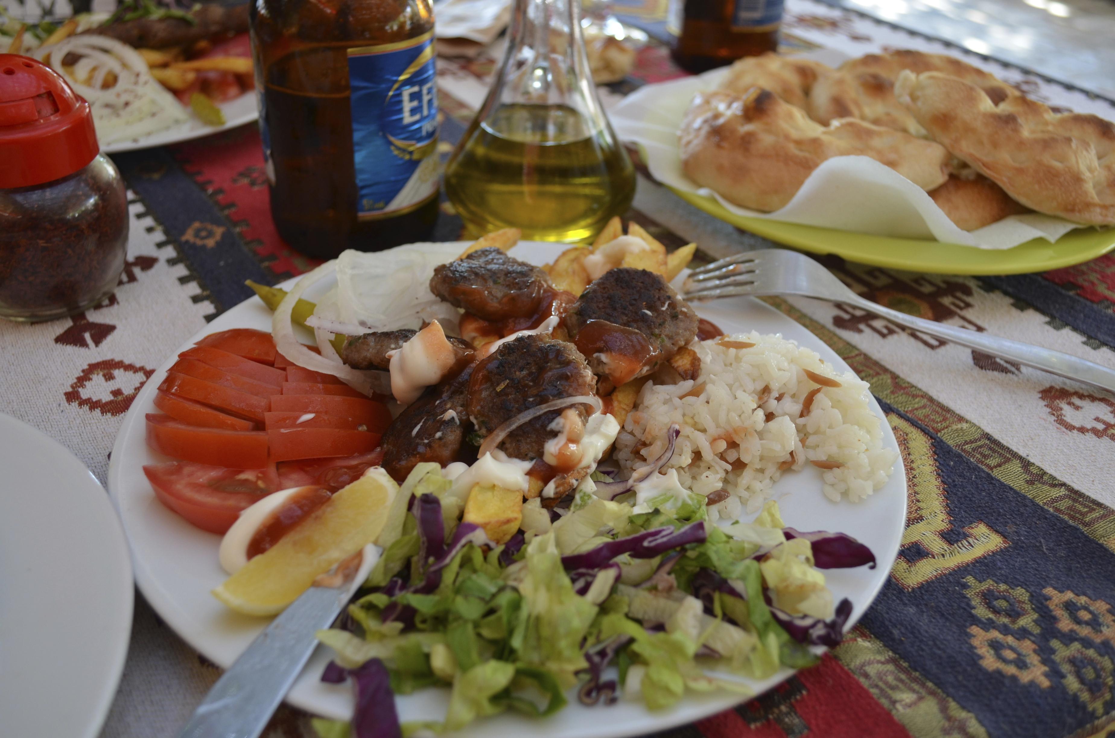 Uitgebreide Turkse keuken